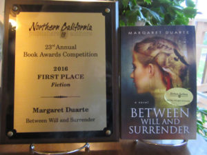 2016 Northern California Publishers and Authors Fiction Award